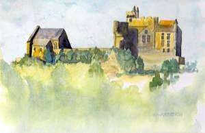 Castle-Beynac-